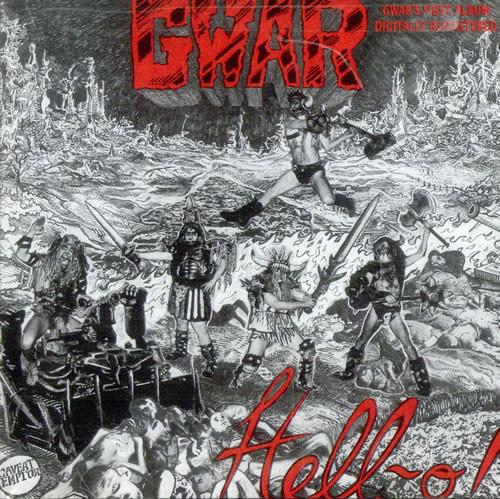 Gwar - Hell-O! - 1988