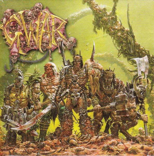 Gwar - Violence Has Arrived - 2001