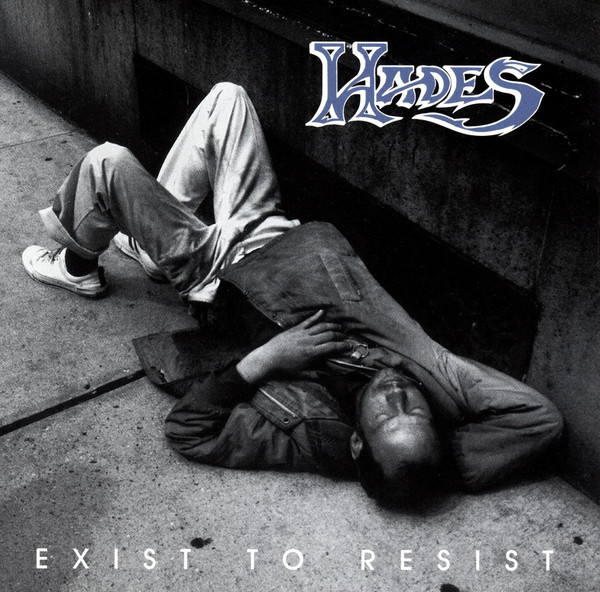Hades - Exist To Resist - 1995