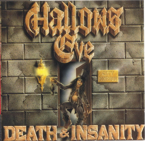 Hallows Eve - Death & Insanity - 1986