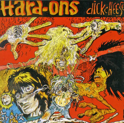 Hard-Ons - Dickcheese - 1988