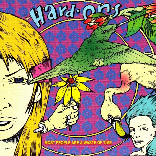 Hard-Ons - Most People Are A Waste Of Time - 2006