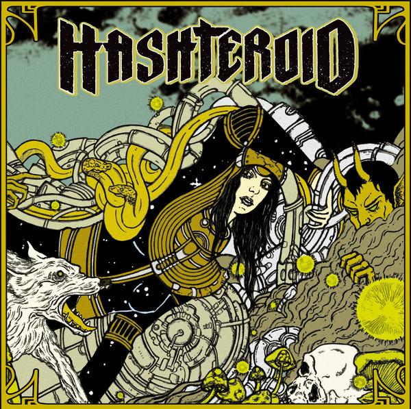 Hashteroid - Hashteroid - 2018