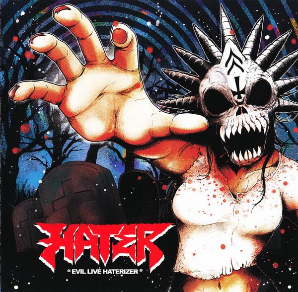 Hater - Evil Live Haterizer  - 2019