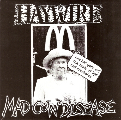 Haywire - Mad Cow Disease 1998