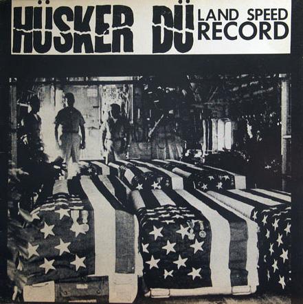 Hüsker Dü - Land Speed Record 1988