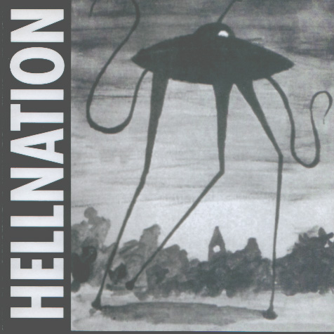 Hellnation - Your Chaos Days Are Numbered 1998