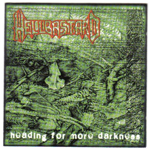 Hellbastard - Heading For More Darkness - 1988