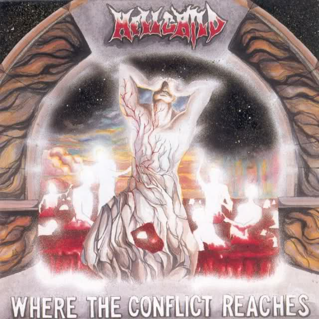 Hellchild - Where The Conflict Reaches 1993