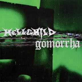 Gomorrah - Split 7'' Hellchild-Gomorrah 1999