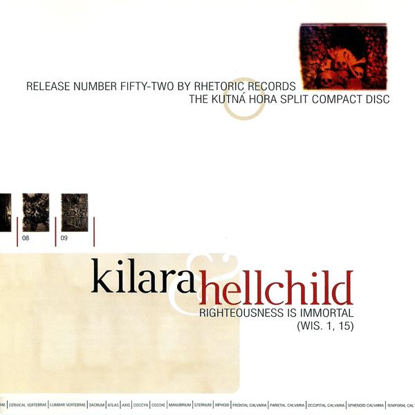 Hellchild - Kutna Hora Split 1996