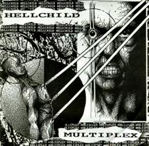 Hellchild - Split 7'' Hellchild-Multiplex 1995