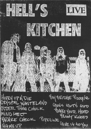 Hell's Kitchen - Live 1990