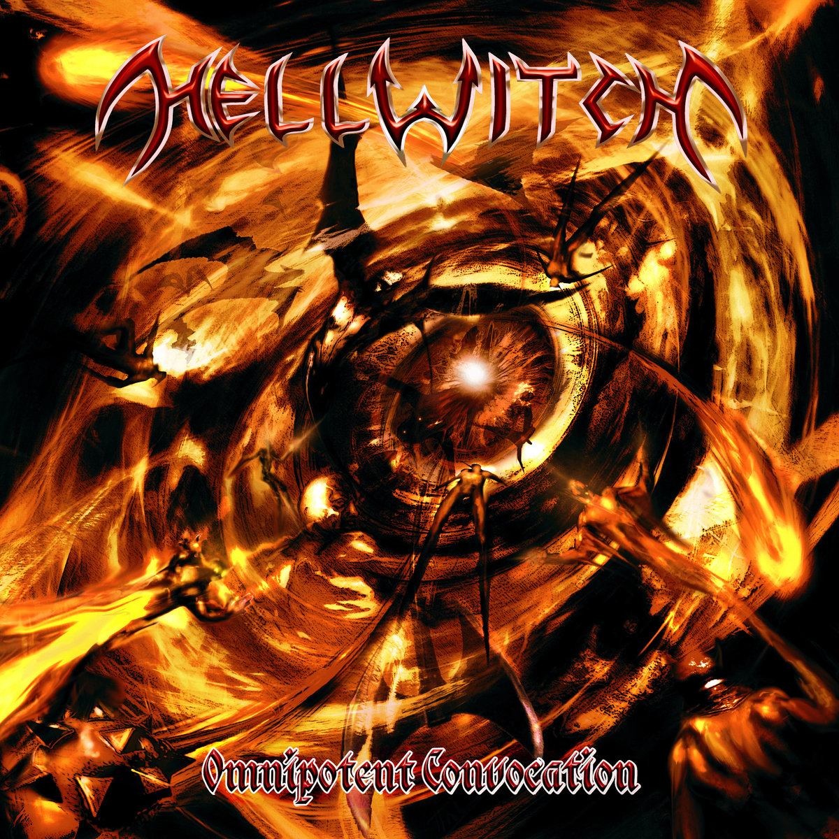 Hellwitch - Omnipotent Convocation - 2009