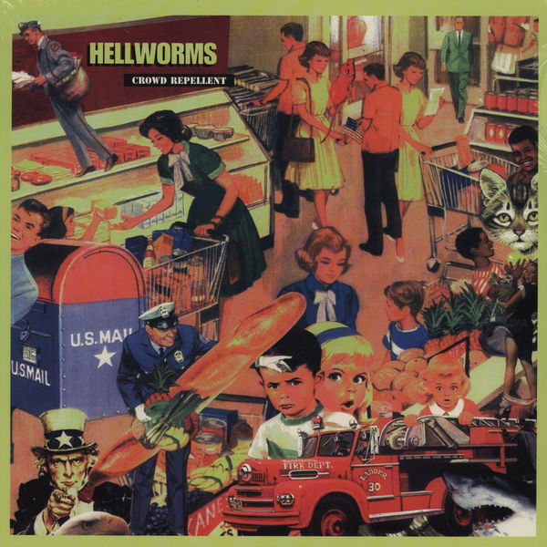 Hellworms - Crowd Repellent 1998