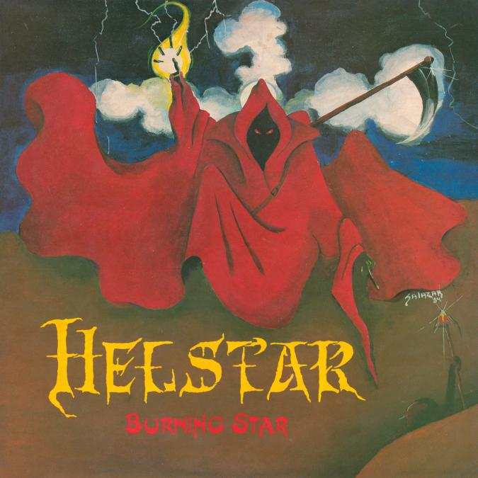 Helstar - Burning Star - 1984