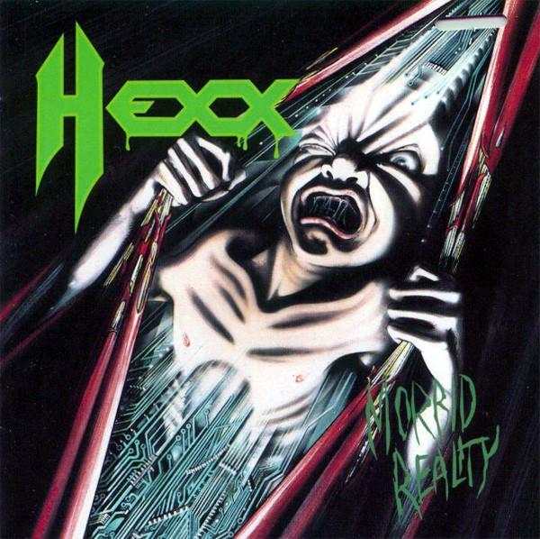 Hexx - Morbid Reality - 1991