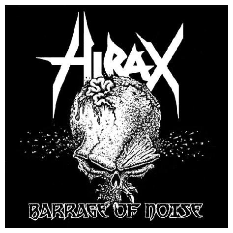 Hirax - Barrage Of Noise 2002