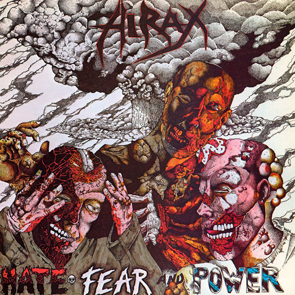 Hirax - Hate, Fear & Power 1986