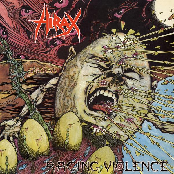 Hirax - Raging Violence 1985