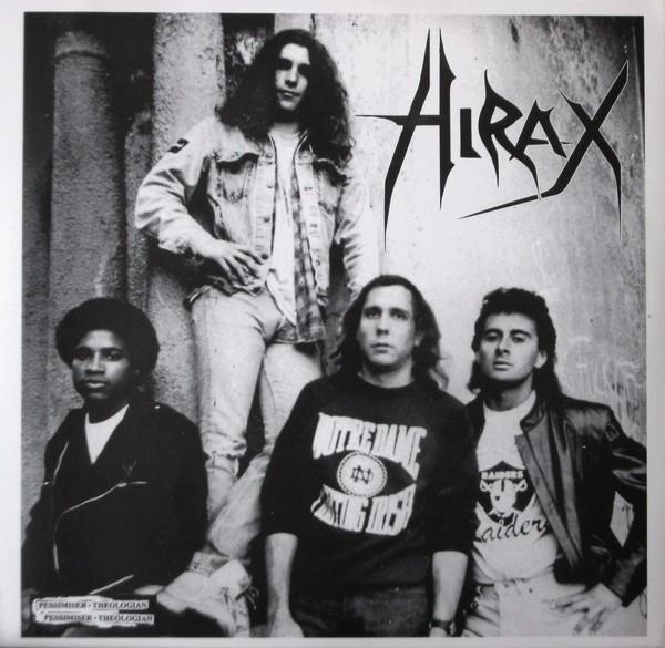 Hirax - Split 7'' Hirax 1997
