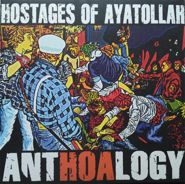 Hostages Of Ayatollah - ANTHOALOGY - 1982/1989