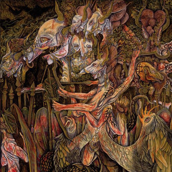 Howls Of Ebb - The Marrow Veil - 2015
