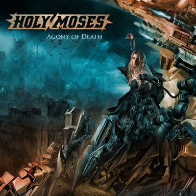 Holy Moses - Agony Of Death - 2008