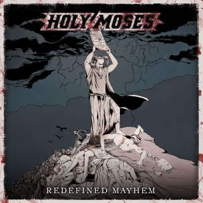 Holy Moses - Redefined Mayhem - 2014