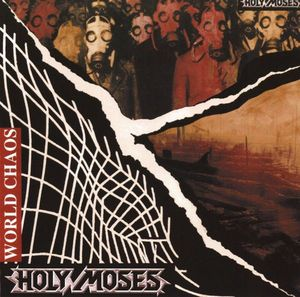 Holy Moses - World Chaos - 1990