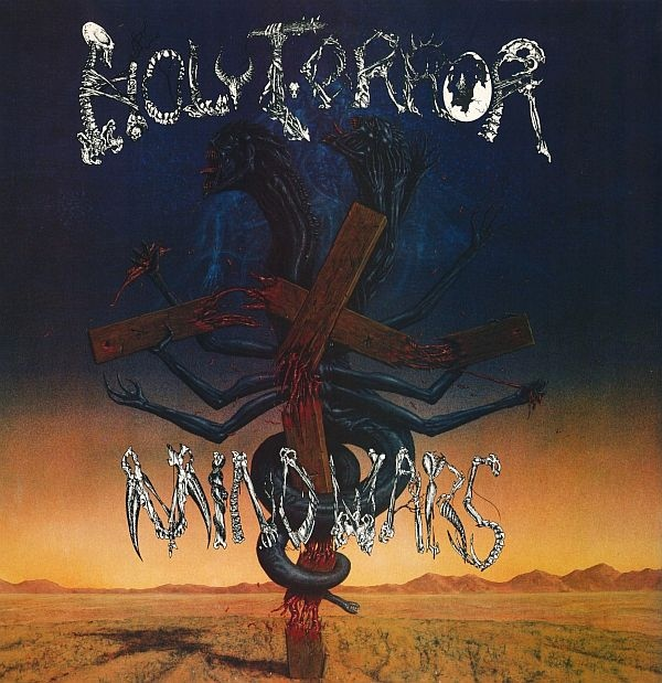 Holy Terror - Mind Wars - 1988
