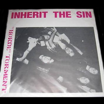 Horde Of Torment - Inherit The Sin 1990