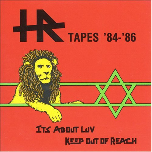 H.R. - Tapes '84-'86 1988