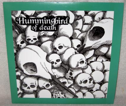 Hummingbird Of Death - Skullvalanche - 2012