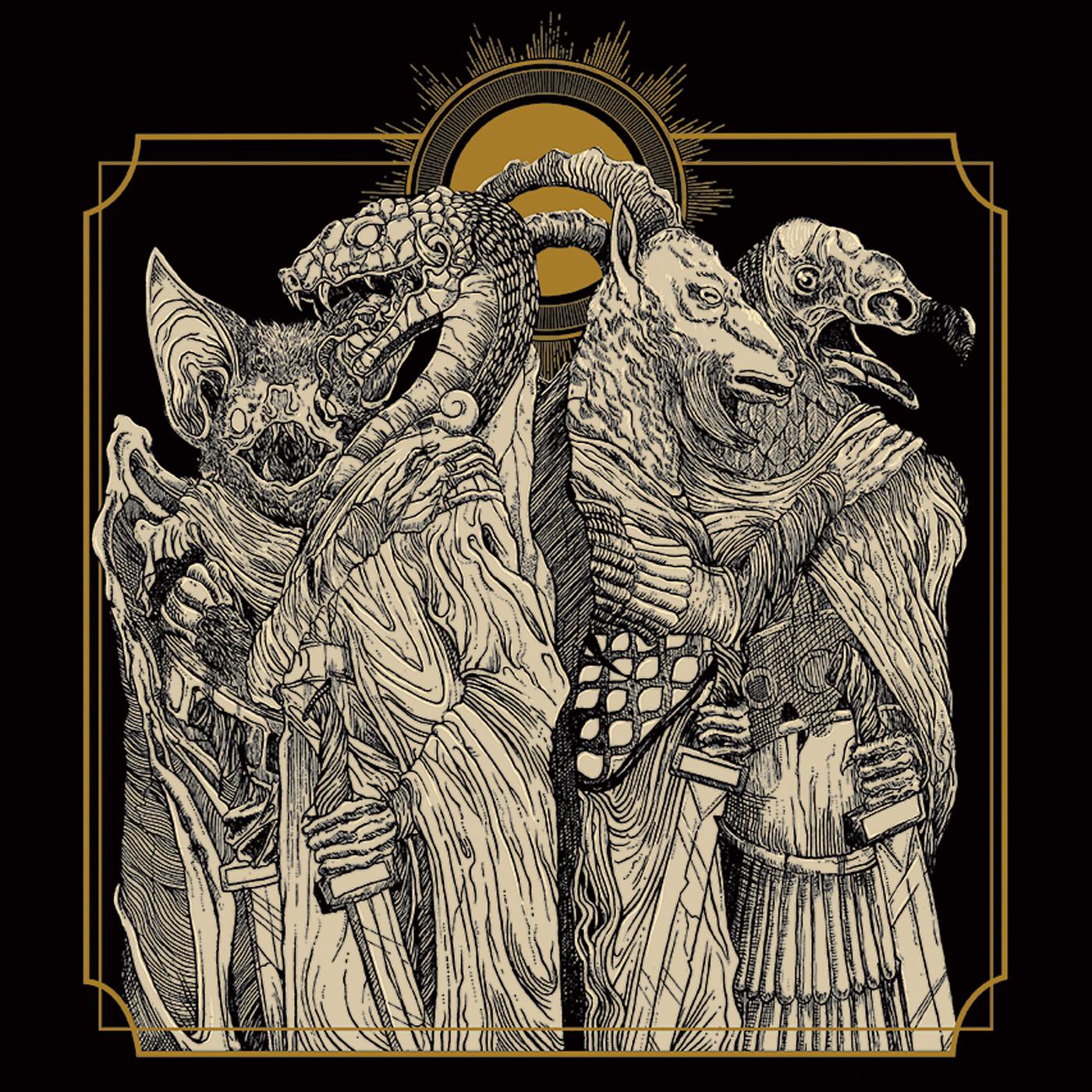 Idolatria - Tetrabestiarchy - 2020