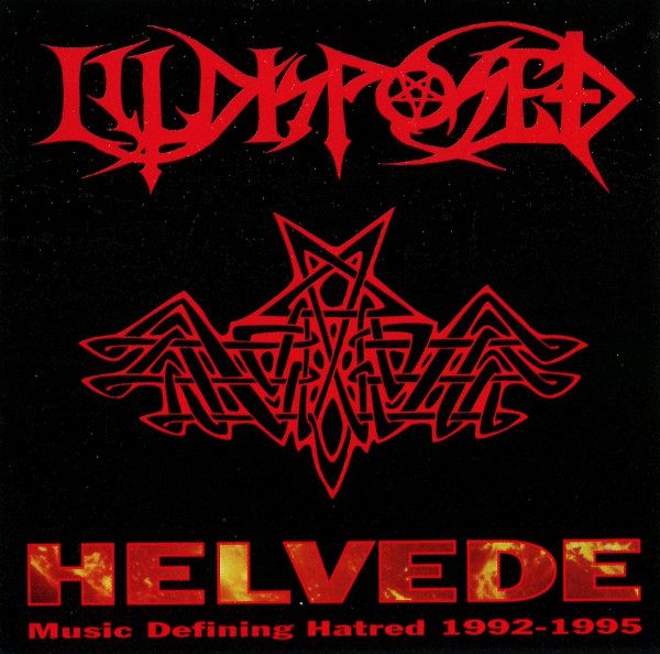 Illdisposed - Helvede - 1995