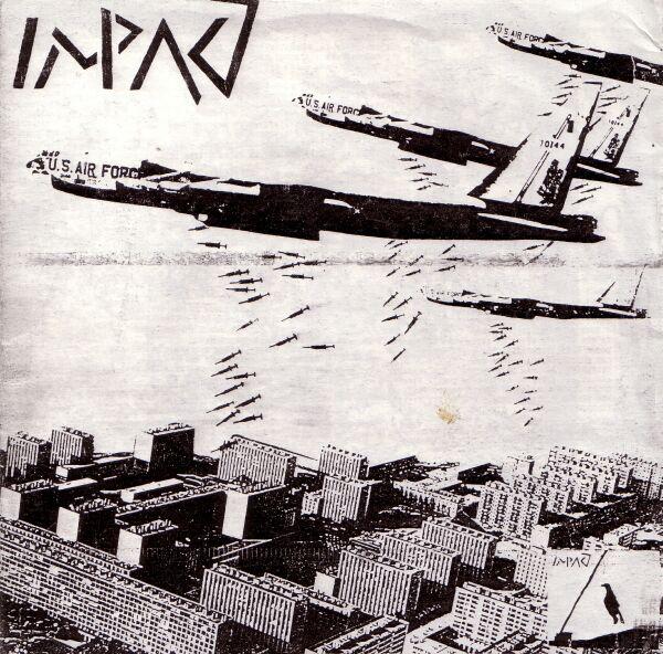 Various Artists - Impact / Questa E' La Loro Speculazione Di Morte! 1983