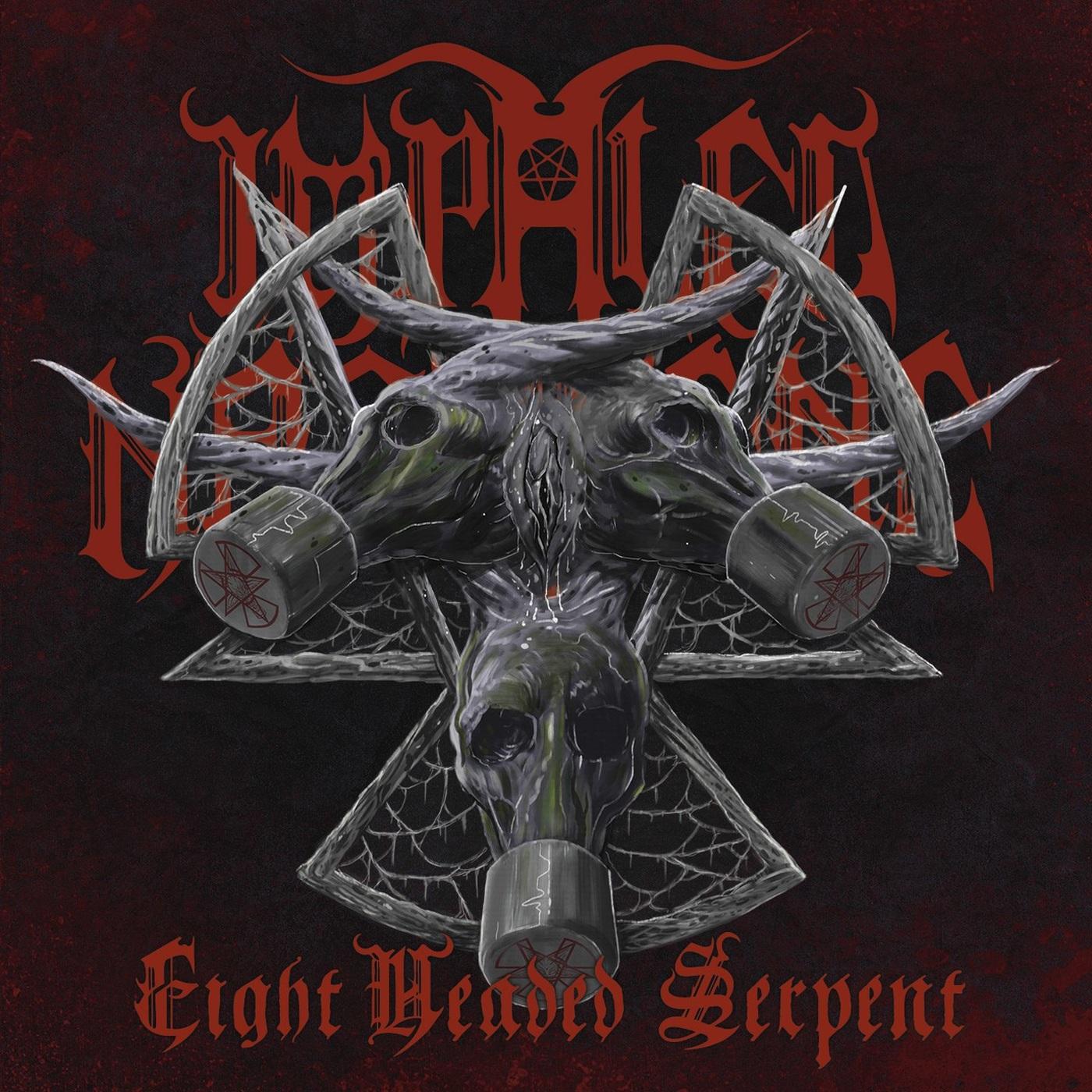 Impaled Nazarene - Eight Headed Serpent - 2021