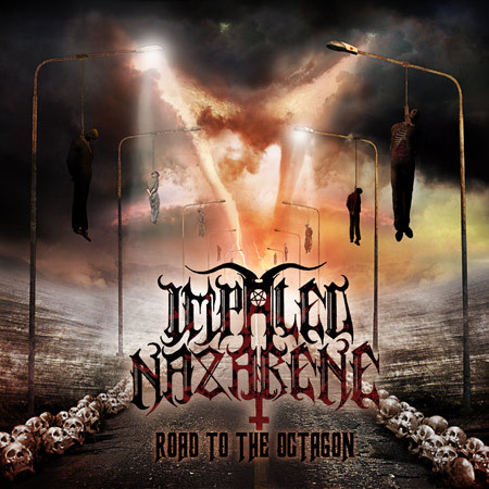 Impaled Nazarene - Road To The Octagon - 2010