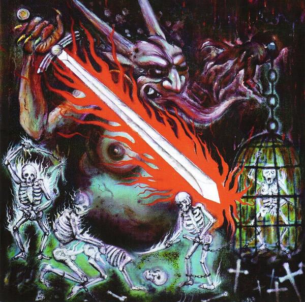 Impaled Nazarene - Vigorous And Liberating Death - 2014