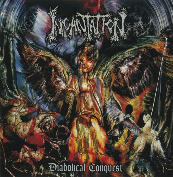 Incantation - Diabolical Conquest - 1998