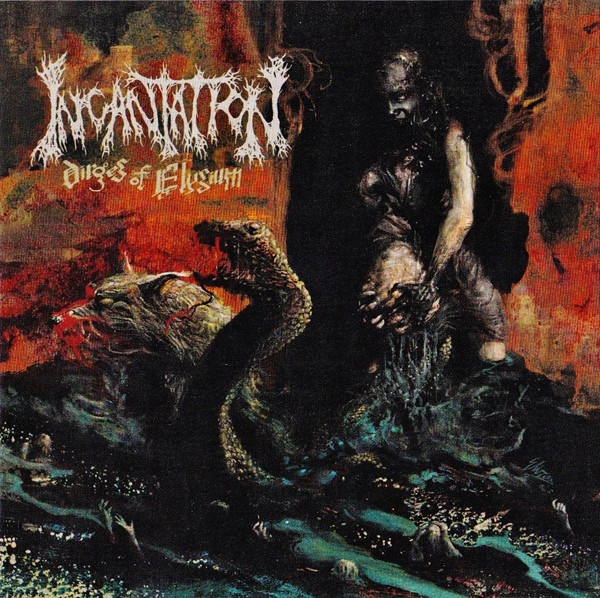 Incantation - Dirges Of Elysium - 2014