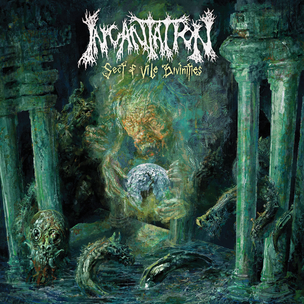 Incantation - Sect Of Vile Divinities - 2020