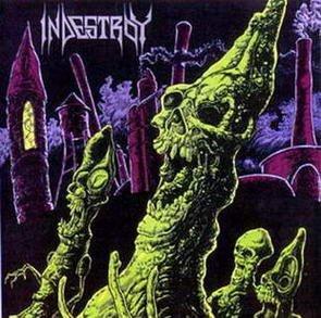 Indestroy - Indestroy - 1987