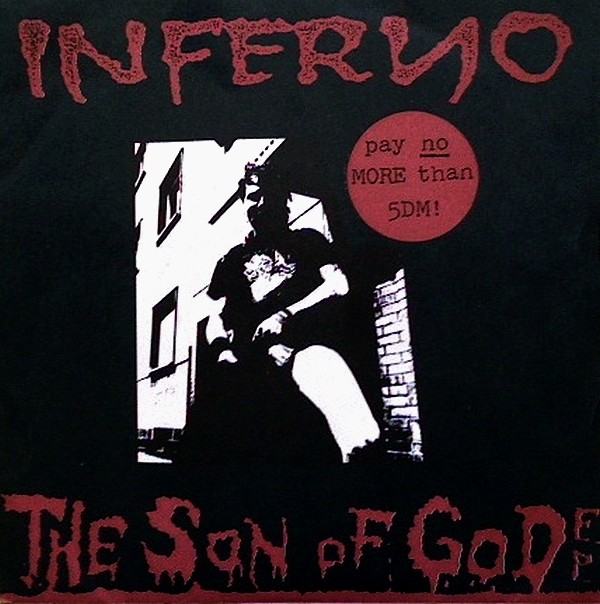 Inferno - The Son Of God E.P. - 1989