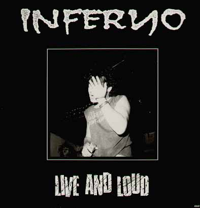 Inferno - Live And Loud - 1986