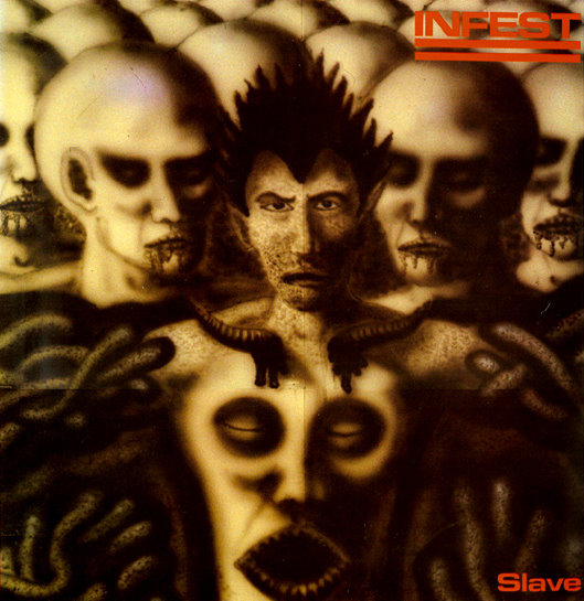 Infest - Slave 1988