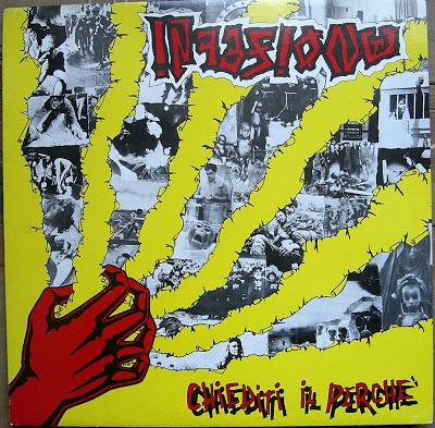 Infezione - Chiediti Il Perche - 1989
