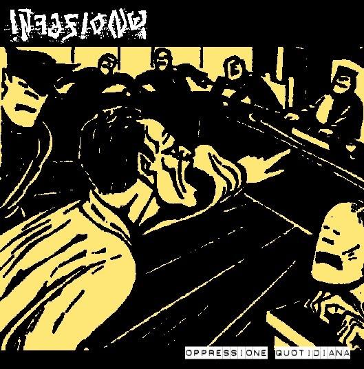 Infezione - Oppressione Quotidiana - 1986