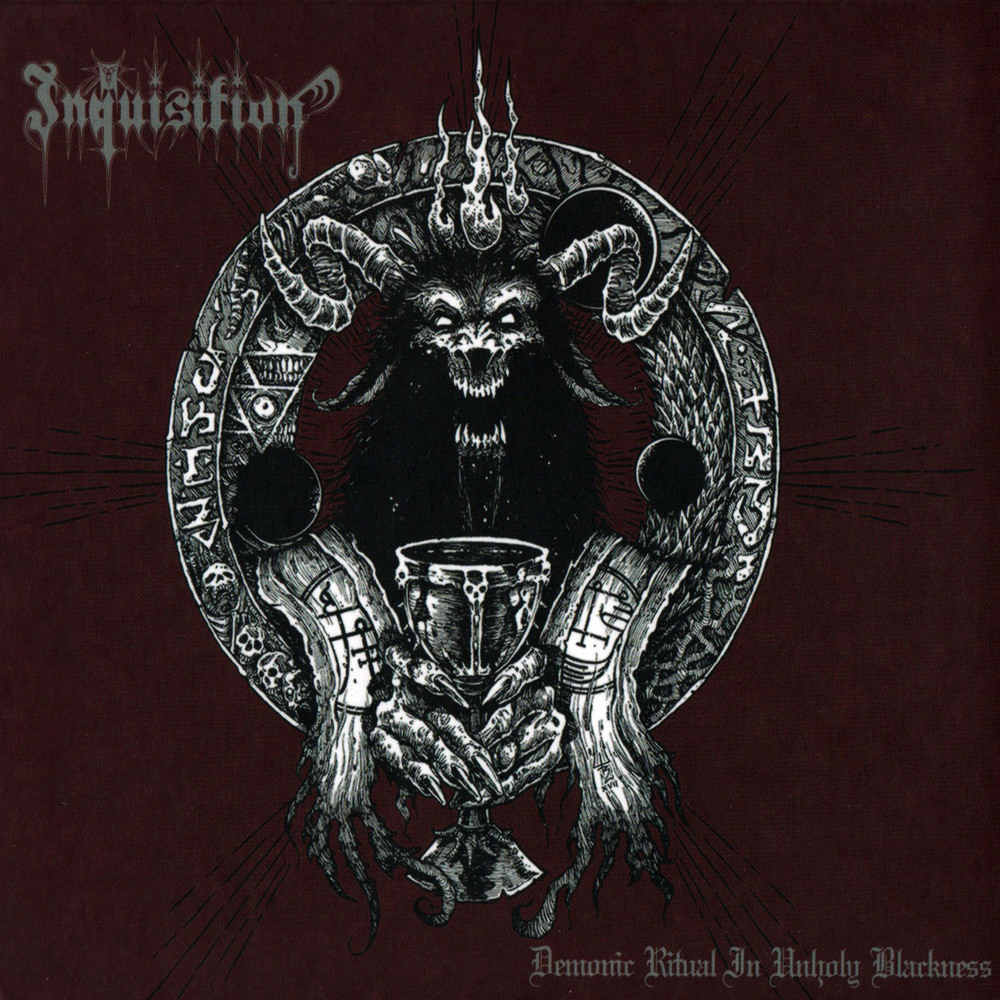 Inquisition - Demonic Ritual In Unholy Blackness - 2018
